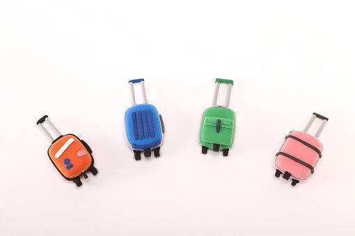 スーツケースはレンタルor購入?お得か判断する3つのポイント!