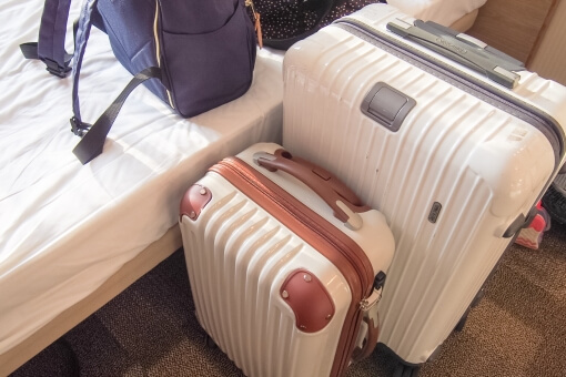 スーツケースのレンタルする日数の数え方は?旅ガイドが解説!