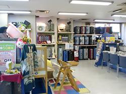 岸和田ステーションのレンタル商品