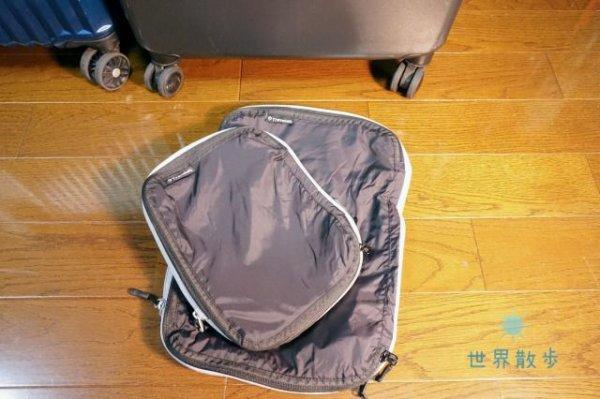 トラベラブ圧縮袋