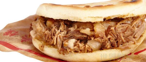 中国式ハンバーガー