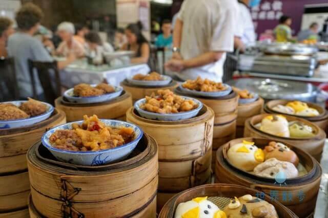 德发长饺子馆の料理