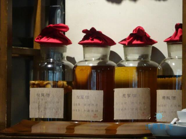 珍菇源の松茸酒