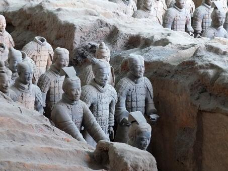 中国・西安の治安|現地ガイドが伝える気をつけたい10のポイント