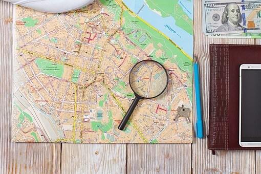 西安の地図|観光スポットをマップで確認してみよう!