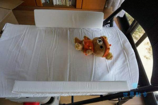 ジェットキッズはベッドになる