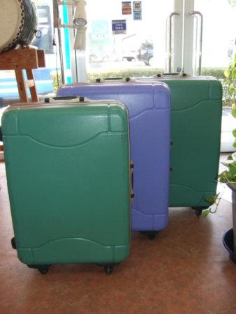 アートレンタル山陰のスーツケース