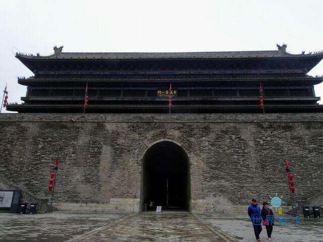西安城壁の見どころ