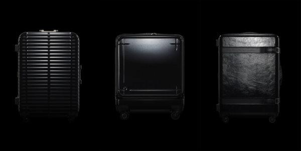 プロテカブラックエディションの3モデル