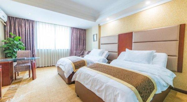 成都のホテル5