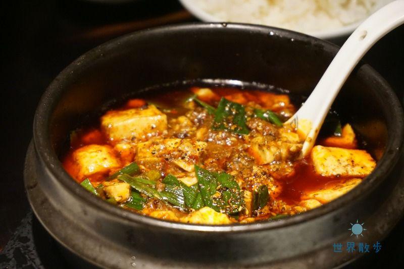 成都の麻婆豆腐2