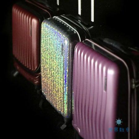 フリクエンターのスーツケース