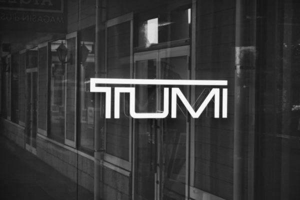 TUMIのロゴ