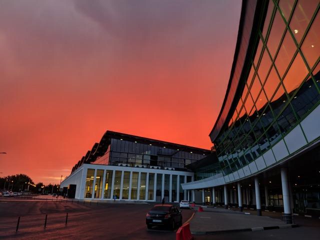 カザフスタンの空港