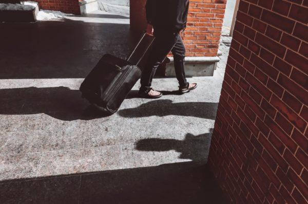 機内スーツケース