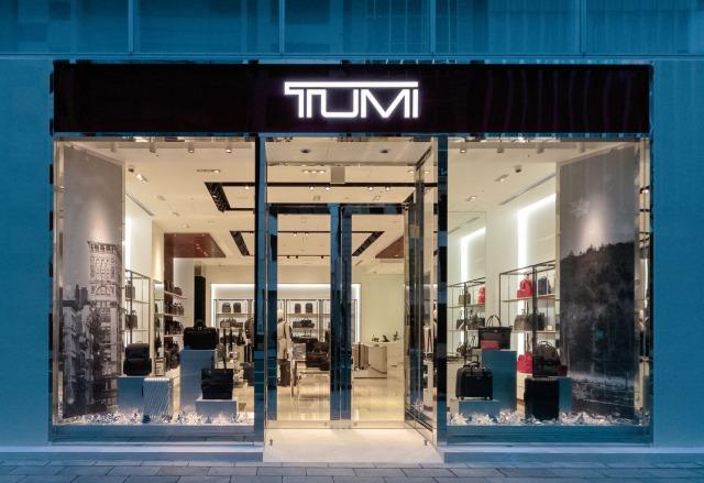 TUMIの店舗