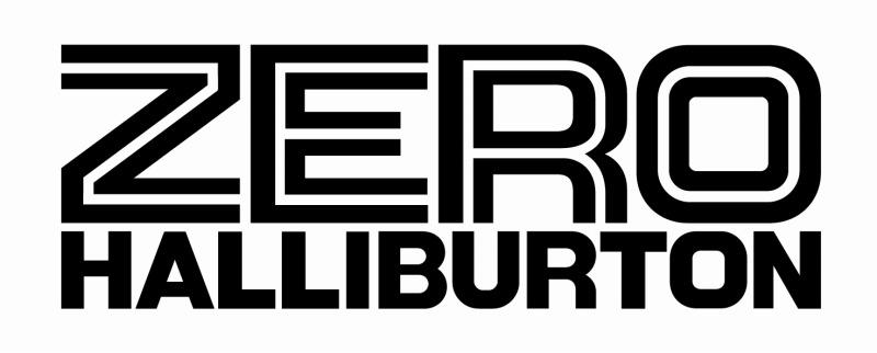 ゼロハリバートンのロゴ