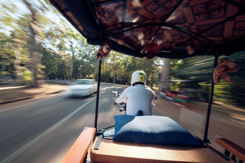 カンボジアの観光