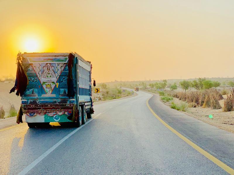 パキスタンの旅行
