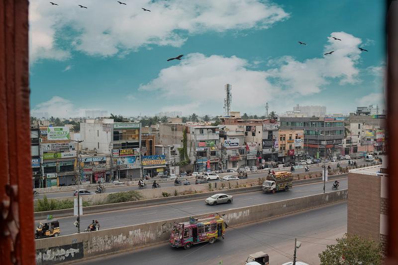パキスタンの風景