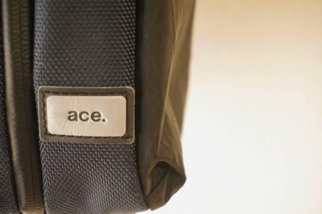 エースのバッグ