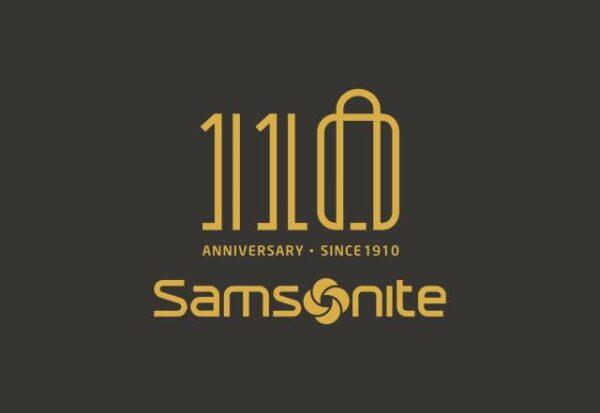 サムソナイトのロゴ