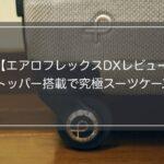 【エアロフレックスライト・レビュー】現役ガイドが長所・短所を紹介