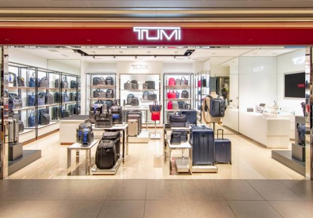 トゥミの店舗画像